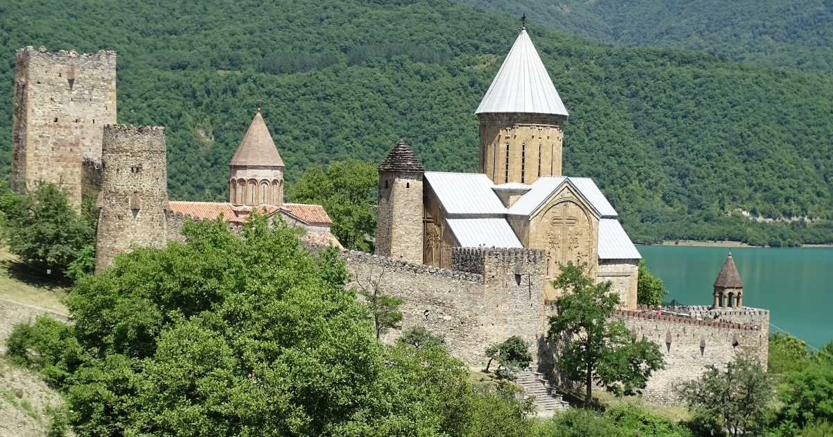 Georgischer Tanz: Tradition Moderne Kultur in Georgien
