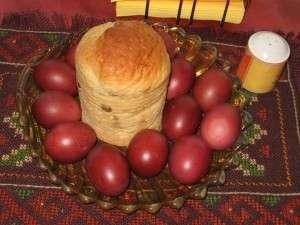 Frohe Weihnachten Georgisch.Georgien Osterfest Christliche Tradition Ostern Feiern